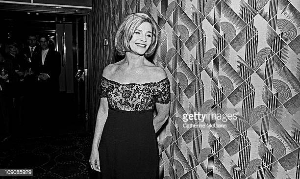Julie Christie at the Sixtythird Annual New York Film Critics Circle Awards presentations at the Rainbow Room in January 1998 in New York City New...