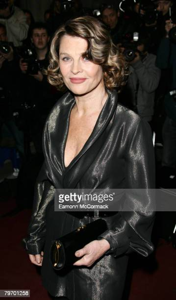 Julie Christie attends the 28th Annual London Film Critics' Circle Awards 2008 at the Grosvenor House Hotel on February 08 2008 in London England