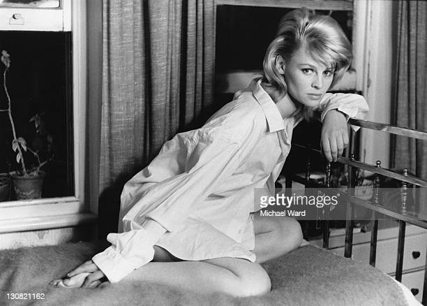 Julie Christie London 7th June 1962