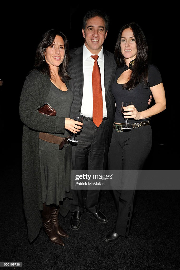 a2592759 Julie Cohen, Dr. Hank Ross and Anne Ross attend THE SAMUEL WAXMAN ...