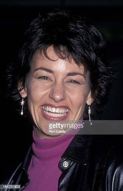 Julie Cypher attends Divine Design Benefit for Project Angel Food on November 30 2000 at the Pacific Design Center in Los Angeles California