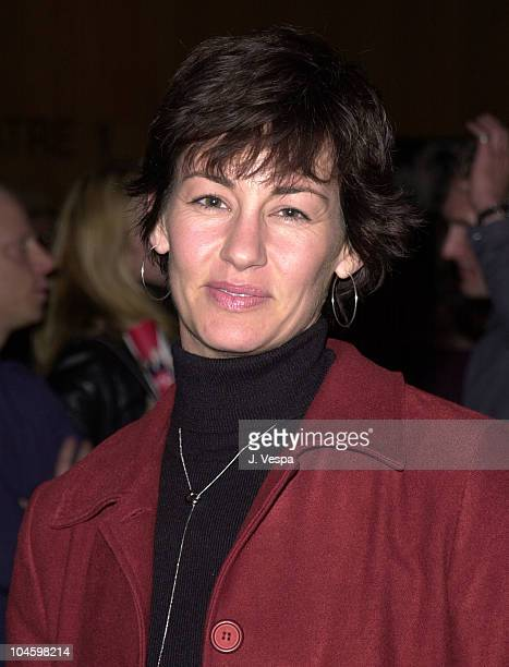 Julie Cypher during A Girl Thing Los Angeles Premiere at Director in Los Angeles California United States