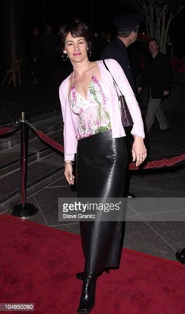 Julie Cypher during Snatch Los Angeles Premiere at Director's Guild in Los Angeles California United States