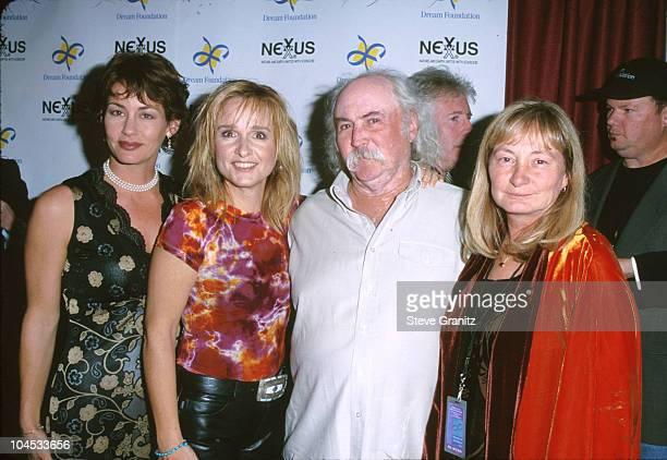 Julie Cypher Melissa Etheridge David Crosby Jan Crosby