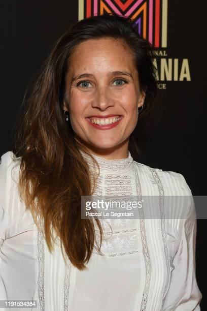 Julie de Bona attends the Serie Mania photocall at Musee Des Arts Forains on December 02, 2019 in Paris, France.