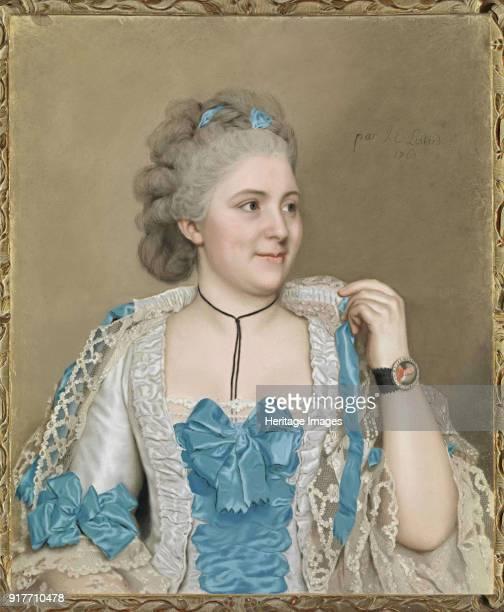 Julie de ThellussonPloyard Found in the Collection of Museum Oskar Reinhart Winterthur