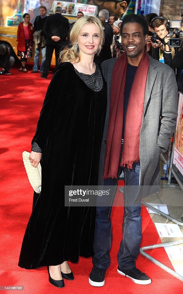 2 Days In New York - UK Film Premiere : News Photo