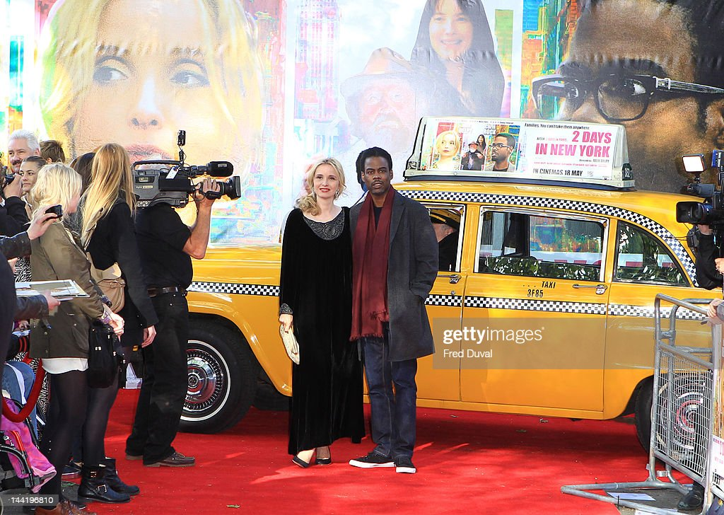 2 Days In New York - UK Film Premiere : News Photo