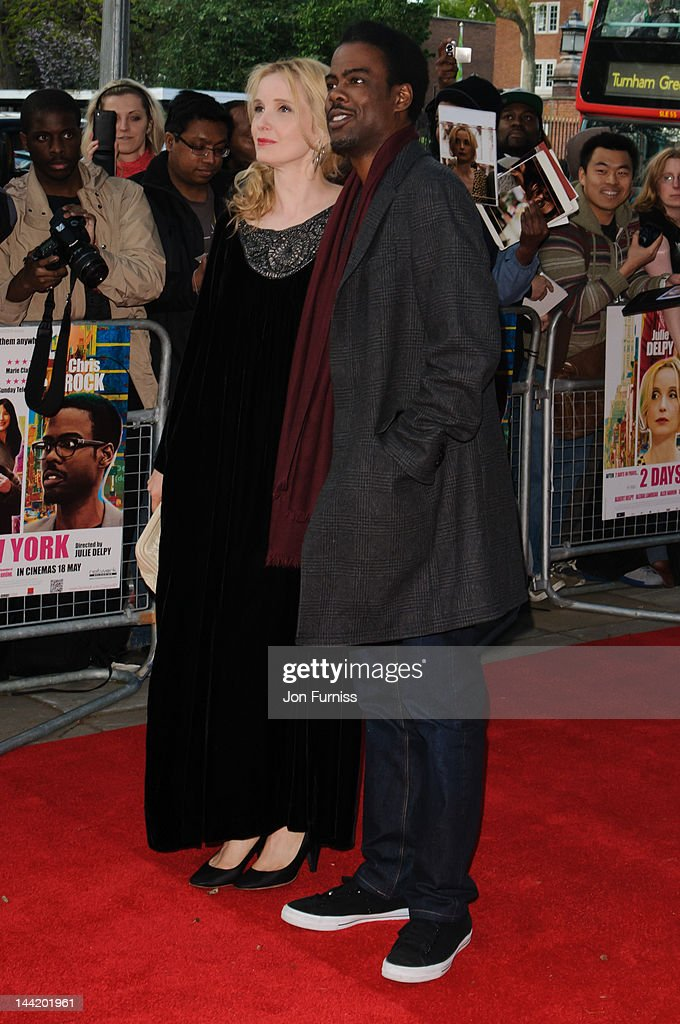 2 Days in New York - UK Premiere : News Photo