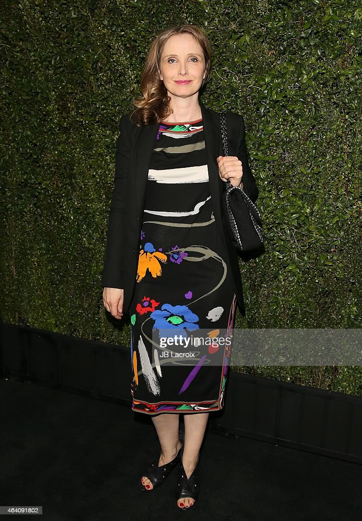 Chanel And Charles Finch Pre-Oscar Dinner - Arrivals