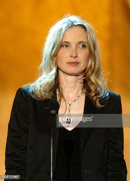 Julie Delpy during 57th Annual Writers Guild Awards Show at Hollywood Palladium in Los Angeles California United States
