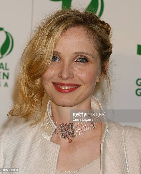 Julie Delpy during 8th Annual Green Cross Millennium Awards at St Regis Hotel in Los Angeles California United States