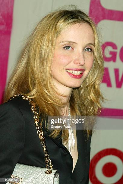 Julie Delpy during The 14th Annual Gotham Awards Gala - Arrivals at Pier 60 in New York City, New York, United States.