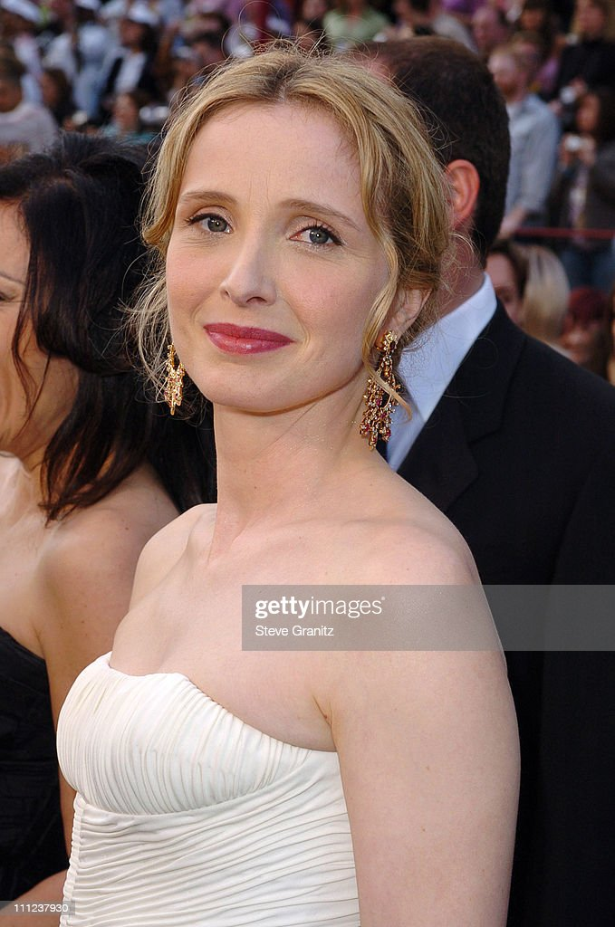 Julie Delpy, nominee Best Adapted Screenplay for 'Before Sunset'