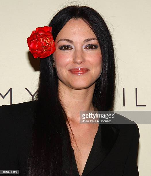 Julie Dreyfus during 11th Annual Race To Erase MS Gala Arrivals at The Westin Century Plaza Hotel in Los Angeles California United States