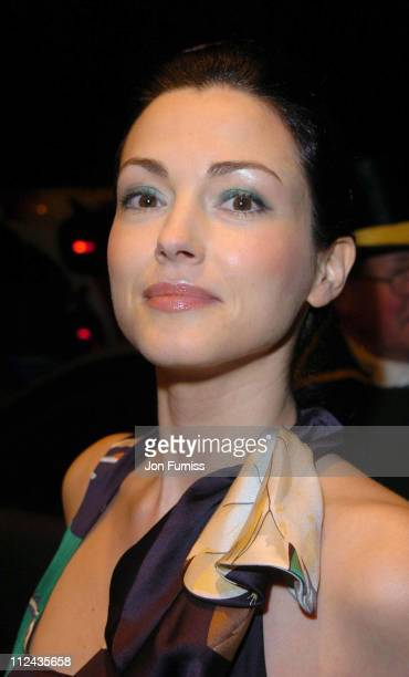 Julie Dreyfus during 24th London Film Critics' Circle Awards Inside at The Dorchester Hotel in London Great Britain