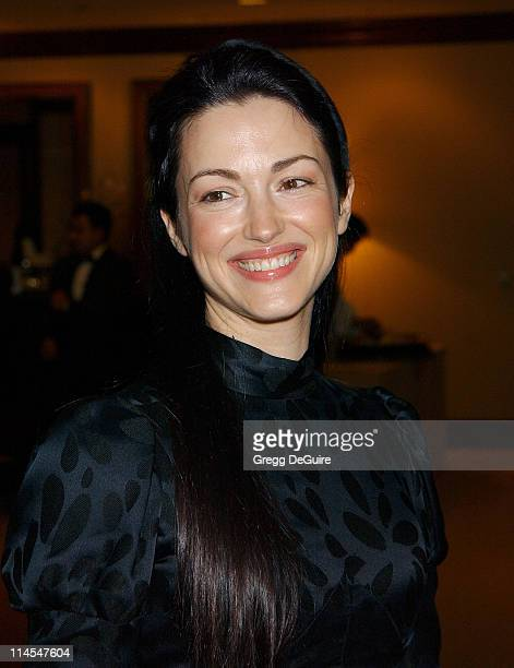 Julie Dreyfus during 29th Annual Dinner Of Champions Honoring Bob and Harvey Weinstein at Century Plaza Hotel in Los Angeles California United States