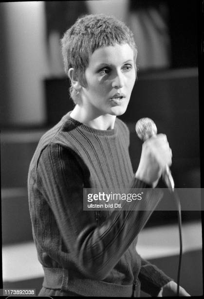 Julie Driscoll in Zurich 1968