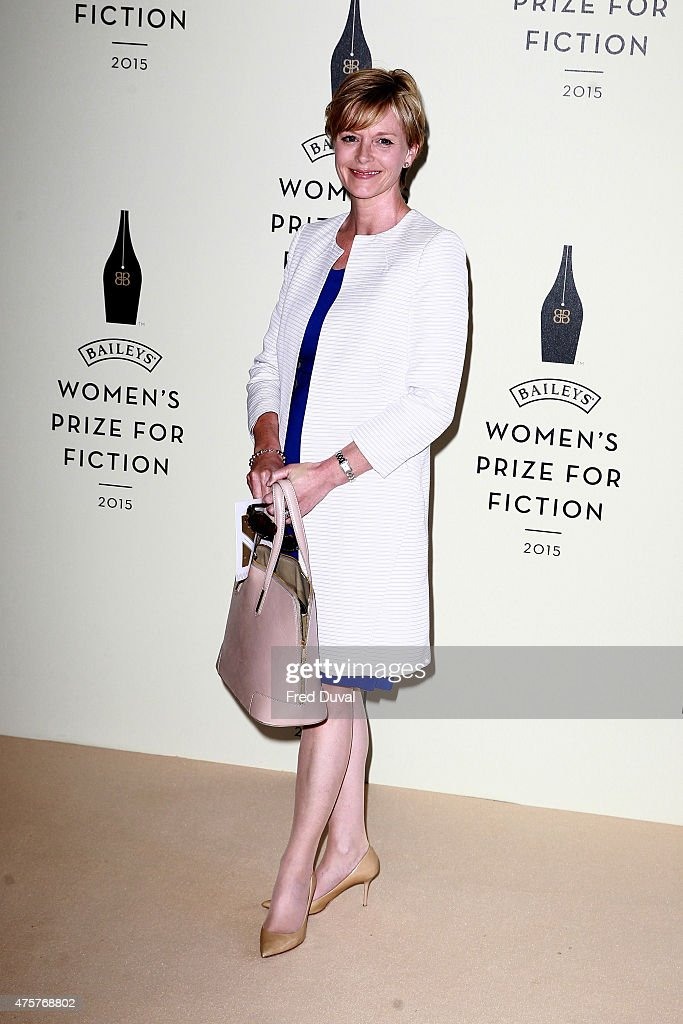Baileys Women's Prize For Fiction : News Photo