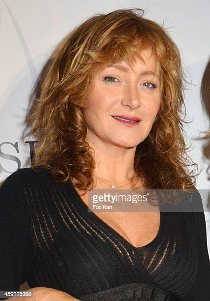 Julie Ferrier attends the 'Mayshad Luxury Bag BFF' Launch Party At Park Hyatt Vendome on November 18 2014 in Paris France