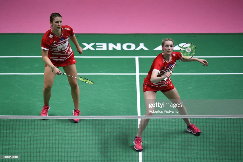 Thomas & Uber Cup - Day 3