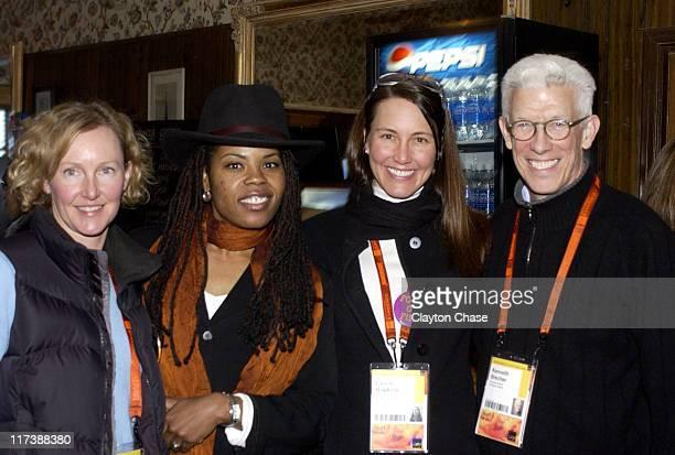 Julie Freestone Rahdi Taylor Lauri Hopkins and Ken Brecker