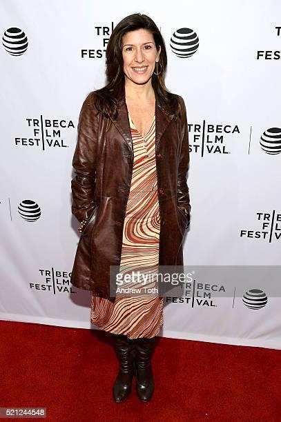 "Julie Galdieri attends ""Nerdland"" Premiere - 2016 Tribeca Film Festival at SVA Theatre on April 14, 2016 in New York City."