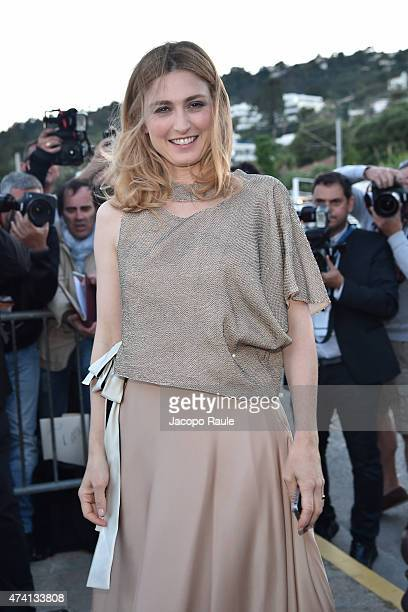 Julie Gayet is seen on day 8 of the 68th annual Cannes Film Festival on May 20 2015 in Cannes France