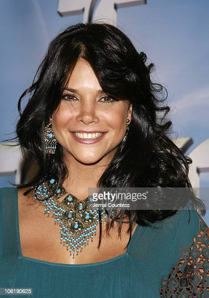Julie Giliberti during Telemundo Network's 2007 Upfront Presentation May 15 2007 at Radio City Music Hall in New York City New York United States
