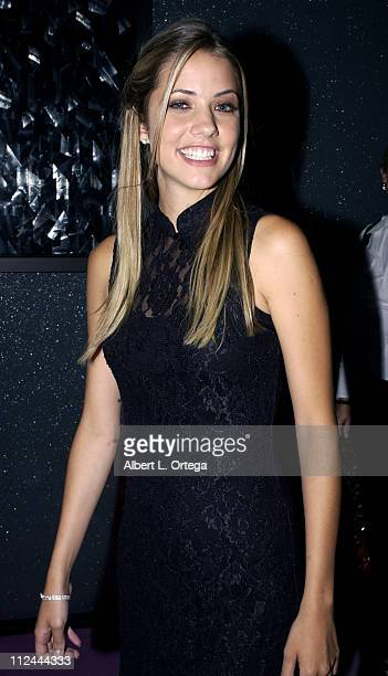 Julie Gonzalo during Premiere of Freaky Friday After Party at Hollywood Highland in Hollywood California United States