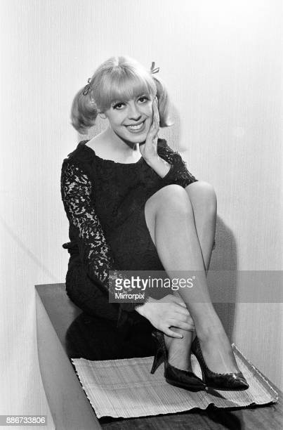 Julie Goodyear aged 22 is pictured in Queen's Park Heywood Lancashire Julie worked in a solicitors office but there it in to become a model and she...