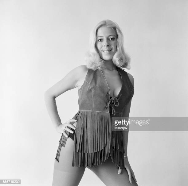 Julie Goodyear who plays barmaid Bet Lynch in Coronation Street 20th December 1970