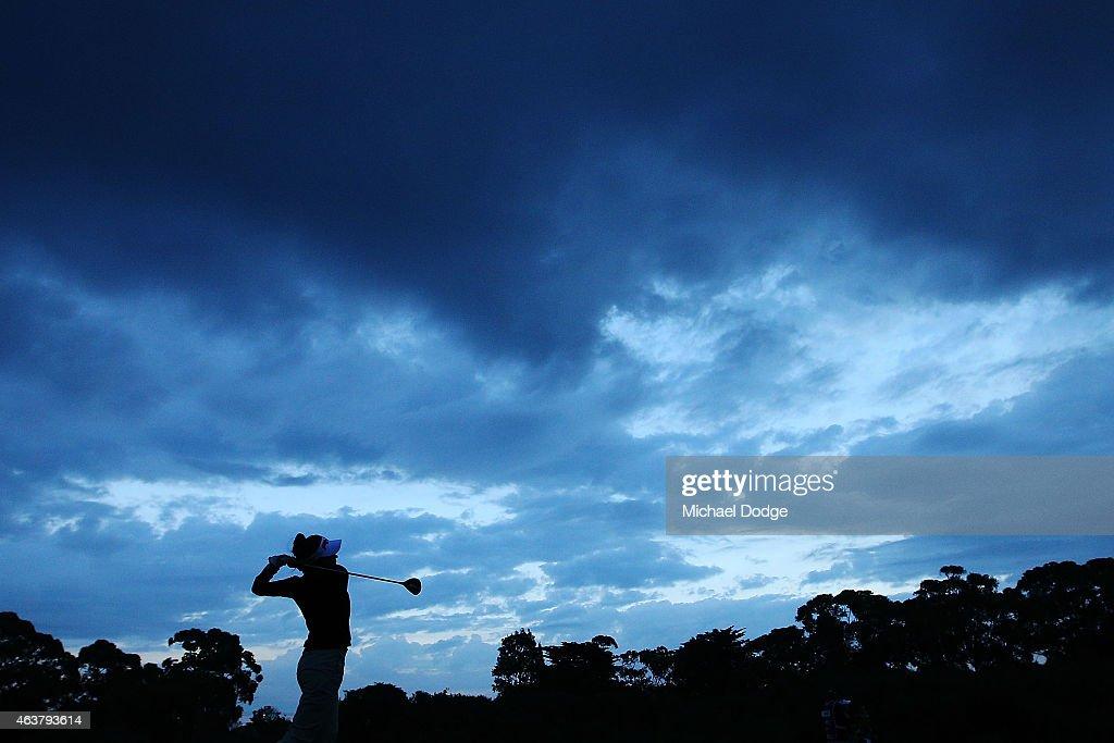 LPGA Australian Open - Day 1 : News Photo