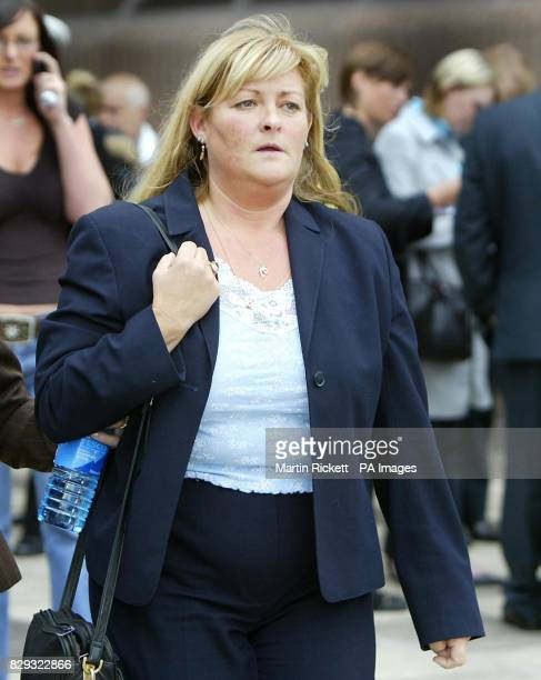 Julie Hanson mother of Tom Hanson who was knocked down and killed outside Liverpool Crown Court Dr David Herbert was cleared of death by dangerous...