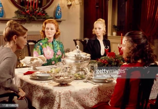 Julie Harris Eleanor Parker Jill Haworth Sally Field appearing in the Walt Disney Television via Getty Images tv movie 'Home for the Holidays'