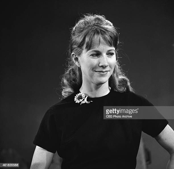 Julie Harris in rehearsal for Nite of Storm Image dated March 2 1961