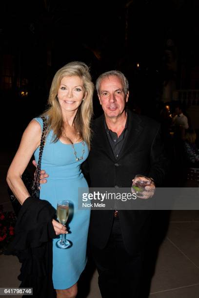 Julie Hayek and Al Kirchhein attend Boys and Girls Clubs of Palm Beach County Celebrate the 36th Annual Winter Ball at The Breakers on February 3...