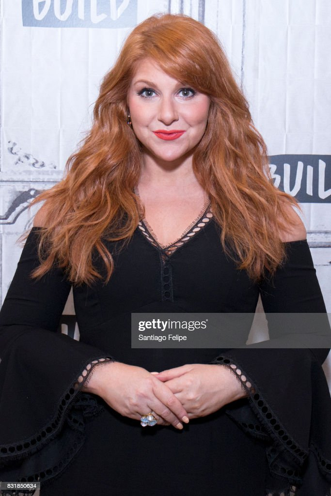 Julie Klausner attends Build Presents to discuss her show 'Difficult People' at Build Studio on August 15, 2017 in New York City.