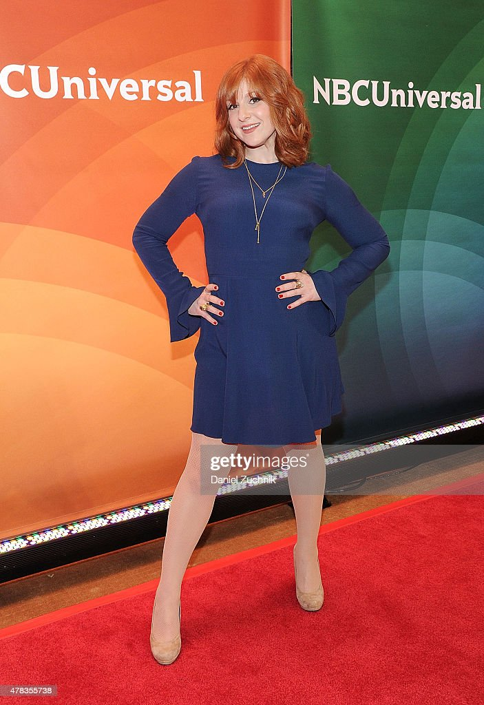 Julie Klausner attends the 2015 NBC New York Summer Press Day at Four Seasons Hotel New York on June 24, 2015 in New York City.
