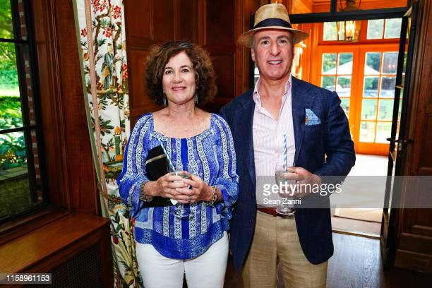Julie Latzer and Alex Latzer attend A Country House Gathering To Benefit Preservation Long Island on June 28 2019 in Locust Valley New York