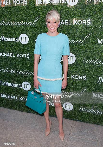 Julie Macklowe attends 2013 Couture Council Fashion Visionary Awards at David H Koch Theater Lincoln Center on September 4 2013 in New York City