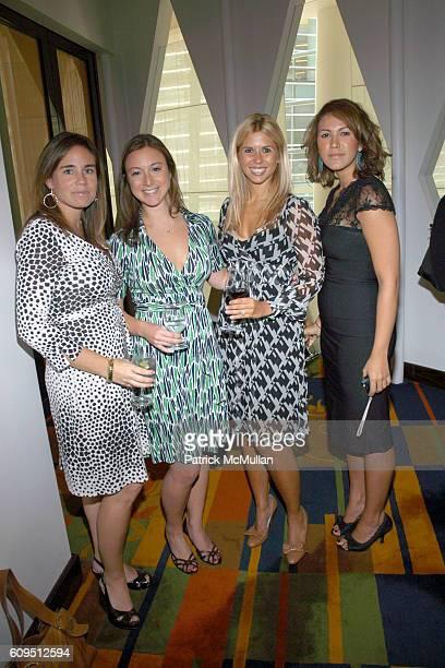 Julie Mahoney Jennifer Falchuk Alyssa Coulson and Anna De Souza attend MORE MAGAZINE Luncheon Portraits Of Style A Smart Talk For Smart Women Event...