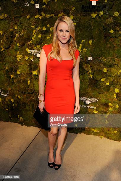 Julie Marie Berman attends the 3rd Annual Fluffball on April 28 2012 in Los Angeles California