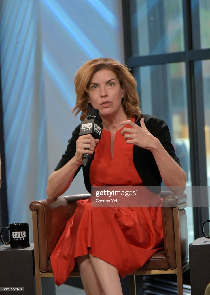Julie Menin attend Build series to discuss One Film, One New York Campaign at Build Studio on August 16, 2017 in New York City.