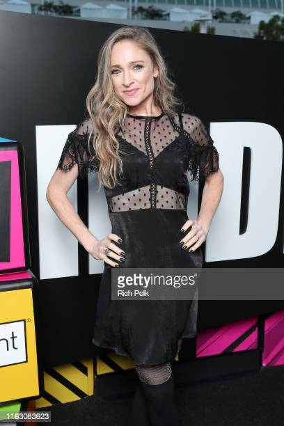 Julie Nathanson attends the #IMDboat Party presented by Soylent and Fire TV at San Diego ComicCon 2019 at the IMDb Yacht on July 19 2019 in San Diego...