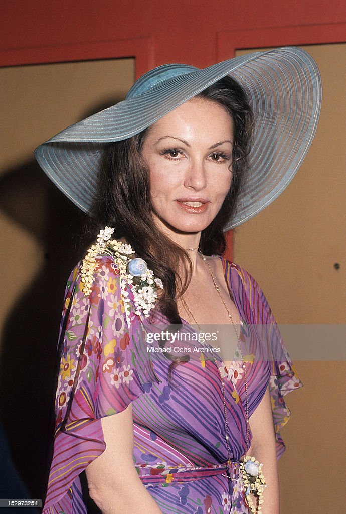 Julie Newmar : News Photo