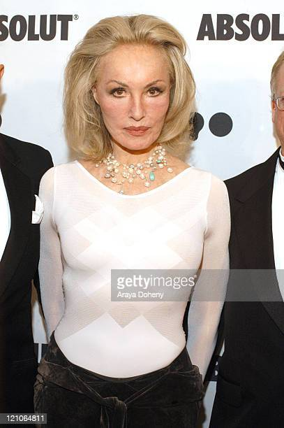 Julie Newmar during 17th Annual GLAAD Media Awards at San Francisco Marriott in San Francisco CA United States