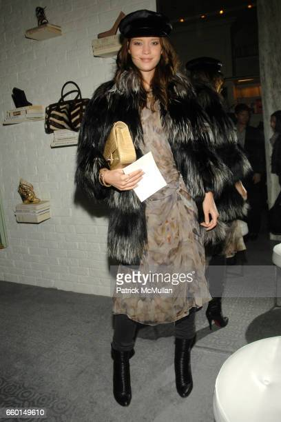 Julie Ordon attends HUNTING SEASON at EDON MANOR Hosted by Kathryn Neale Shaffer and Alexandra Fritz at Edon Manor on January 29 2009 in New York City