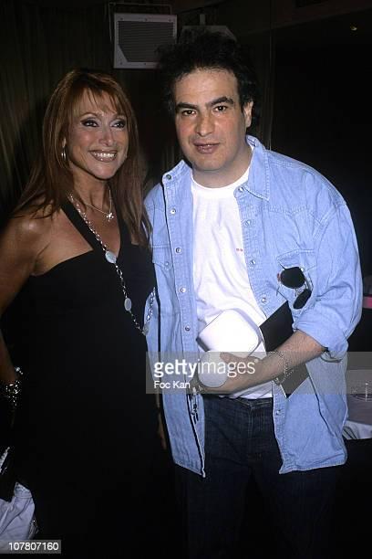 Julie Pietri and Raphael Mezrahi