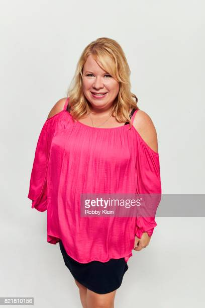 Julie Plec from CW's 'The Originals' poses for a portrait during ComicCon 2017 at Hard Rock Hotel San Diego on July 22 2017 in San Diego California